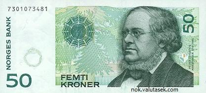 Valuta norska kronor
